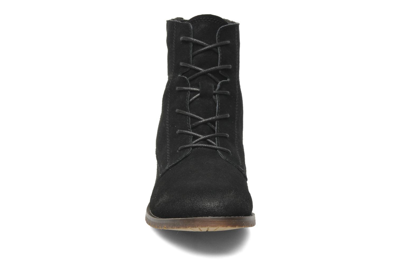 Stiefeletten & Boots Steve Madden RAWLING schwarz schuhe getragen