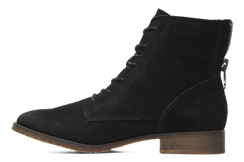 Stiefeletten & Boots Steve Madden RAWLING schwarz ansicht von vorne