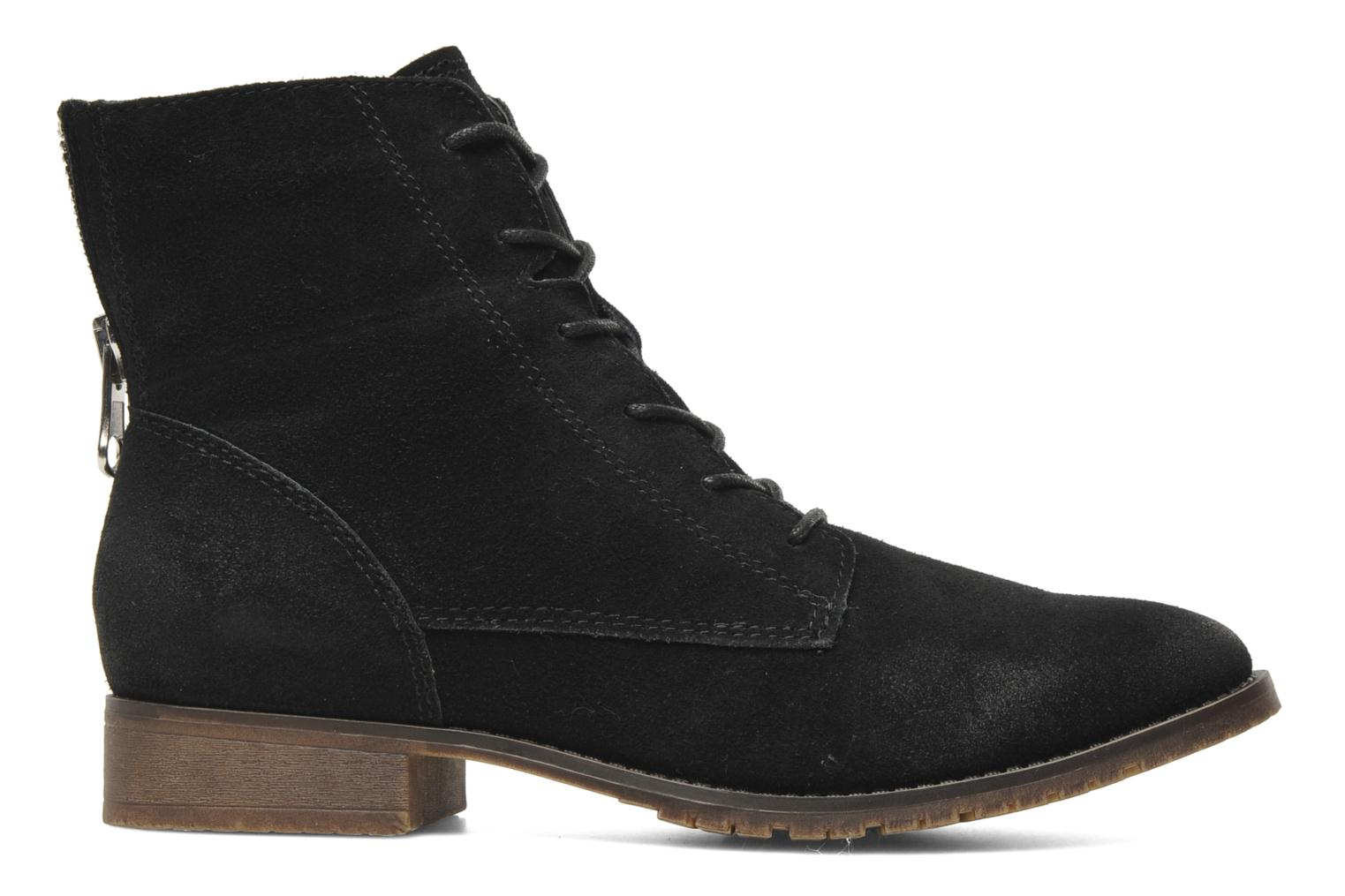 Ankle boots Steve Madden RAWLING Black back view
