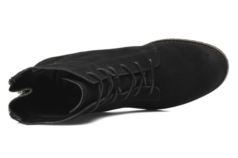 Stiefeletten & Boots Steve Madden RAWLING schwarz ansicht von links