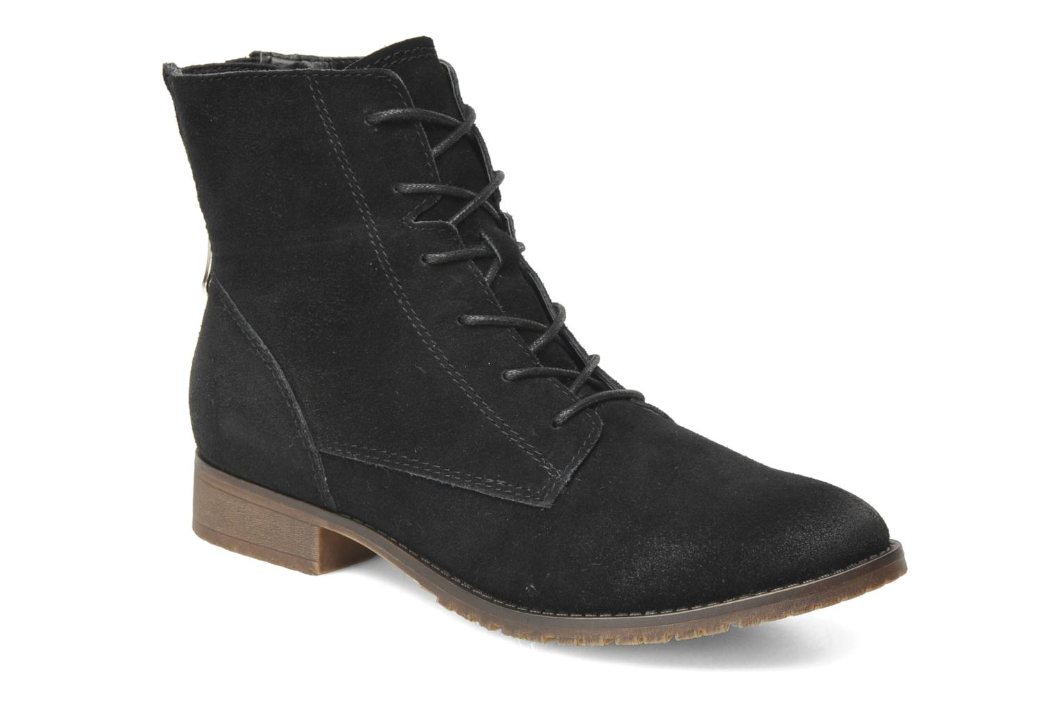 Ankle boots Steve Madden RAWLING Black detailed view/ Pair view