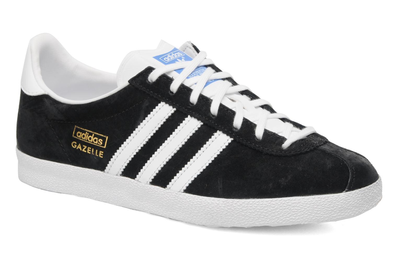 adidas gazelle og noir et blanc