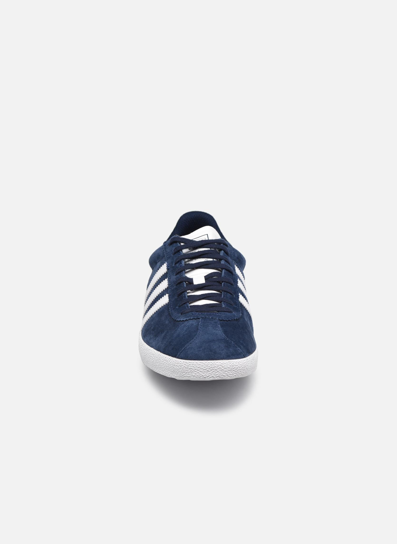 Sneakers Adidas Originals Gazelle Og Blauw model