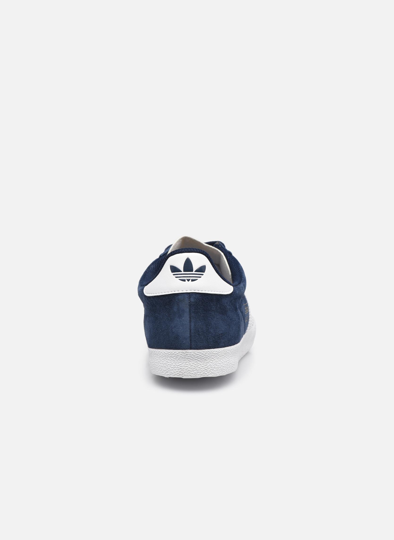 Sneakers Adidas Originals Gazelle Og Blauw rechts