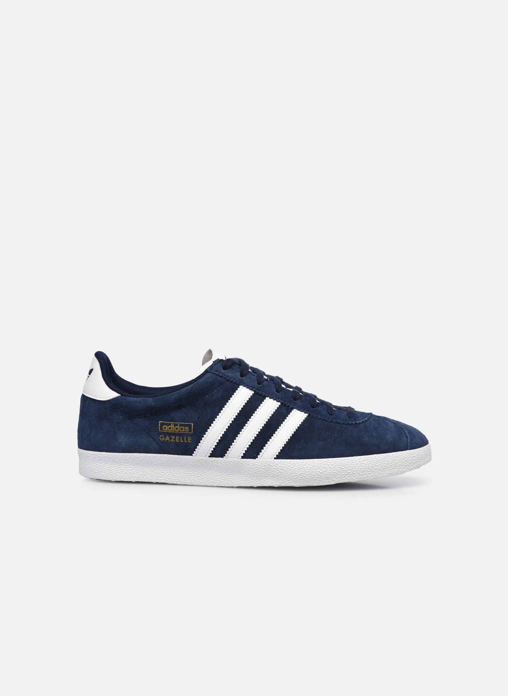 Gazelle Og Dark Indigo-Metallic Gold
