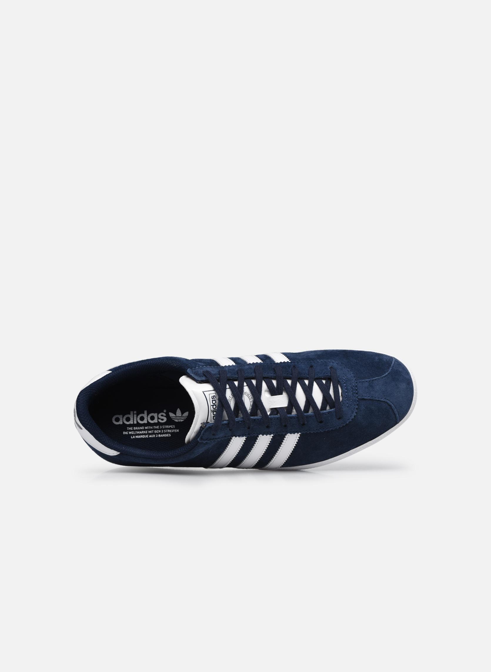 Sneakers Adidas Originals Gazelle Og Blauw links