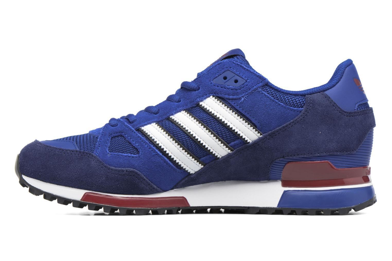 Sneakers Adidas Originals Zx 750 Blauw voorkant