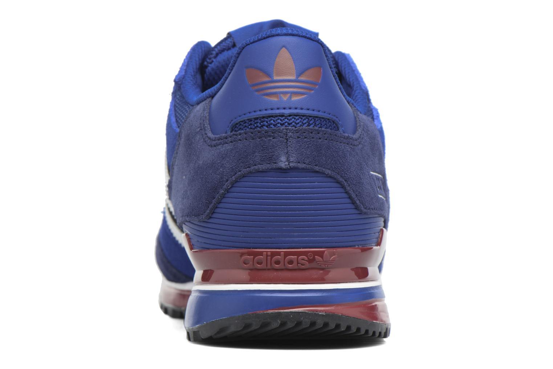 Sneakers Adidas Originals Zx 750 Blauw rechts