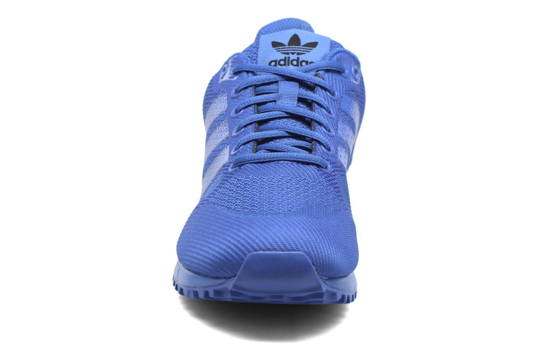 Sneaker Adidas Originals Zx 750 blau schuhe getragen