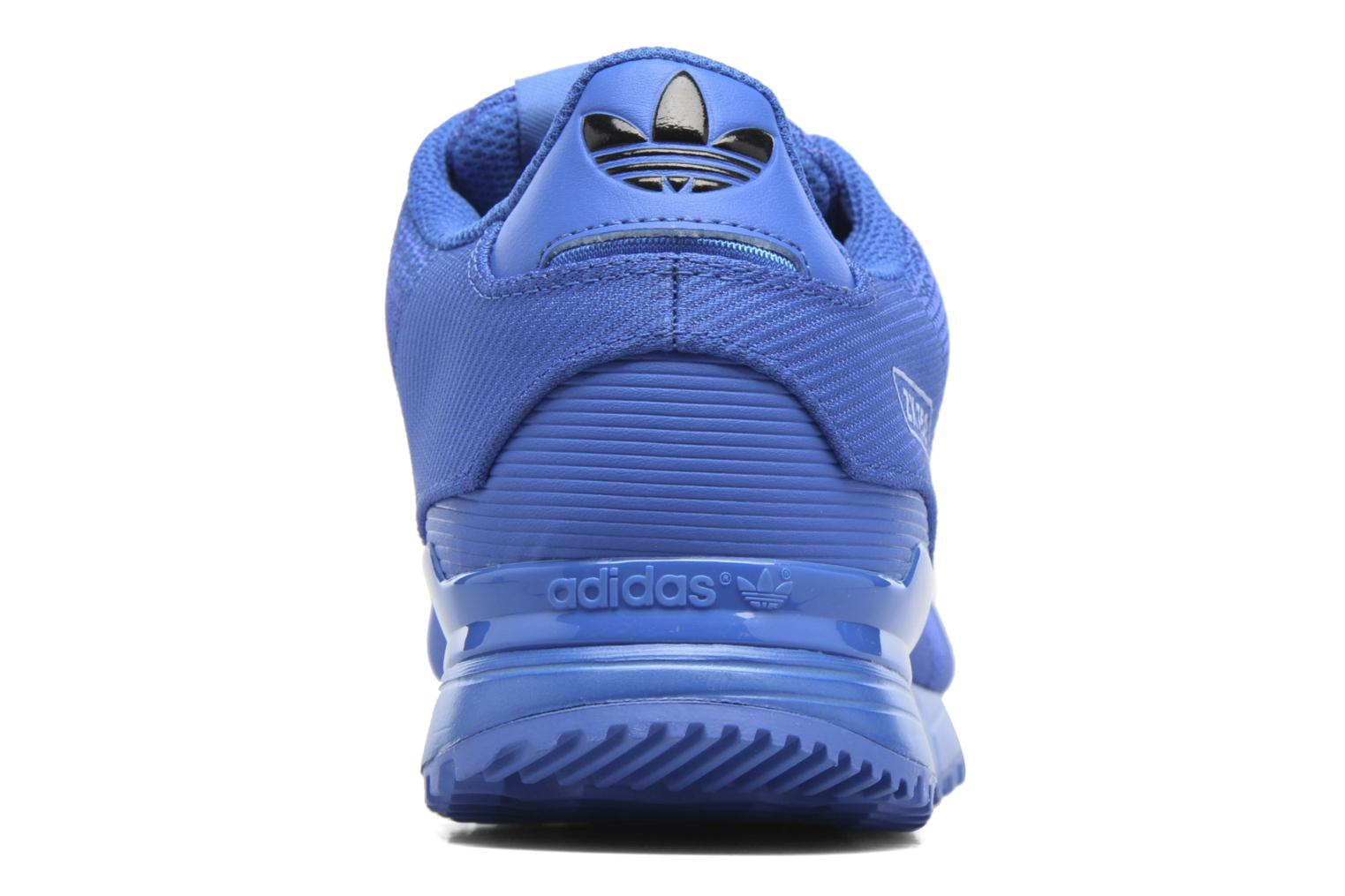 Trainers Adidas Originals Zx 750 Blue view from the right