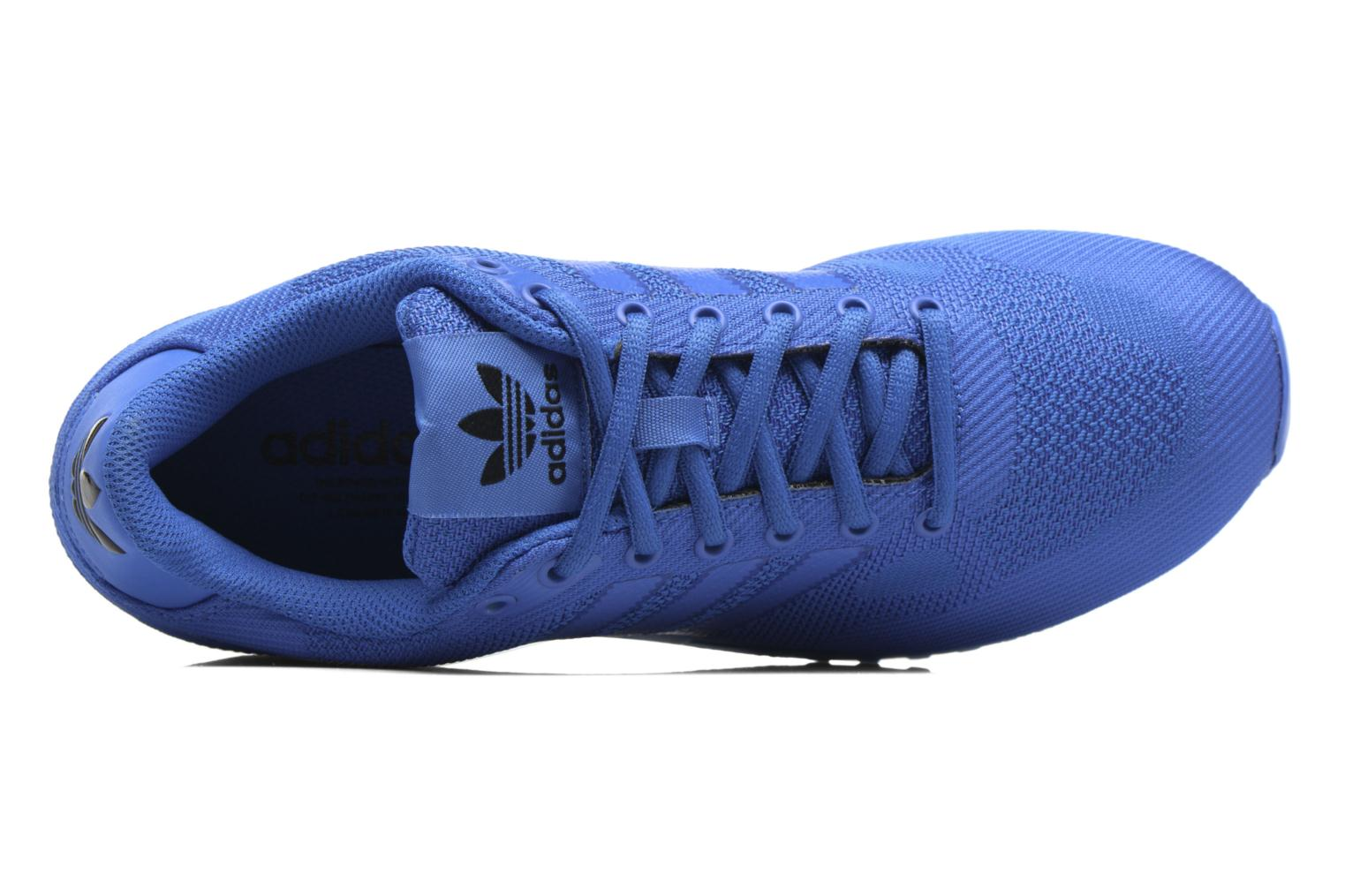 Trainers Adidas Originals Zx 750 Blue view from the left