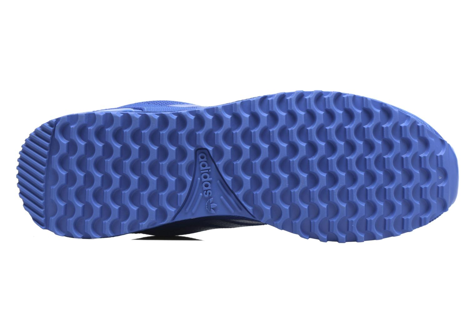 Trainers Adidas Originals Zx 750 Blue view from above