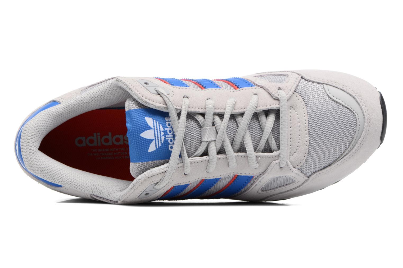 Baskets Adidas Originals Zx 750 Gris vue gauche