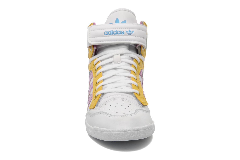 Sneaker Adidas Originals Centenia Hi W mehrfarbig schuhe getragen
