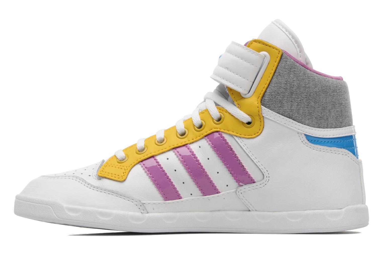 Sneaker Adidas Originals Centenia Hi W mehrfarbig ansicht von vorne