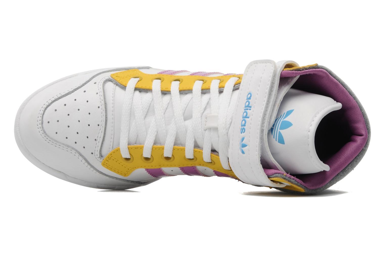 Sneaker Adidas Originals Centenia Hi W mehrfarbig ansicht von links