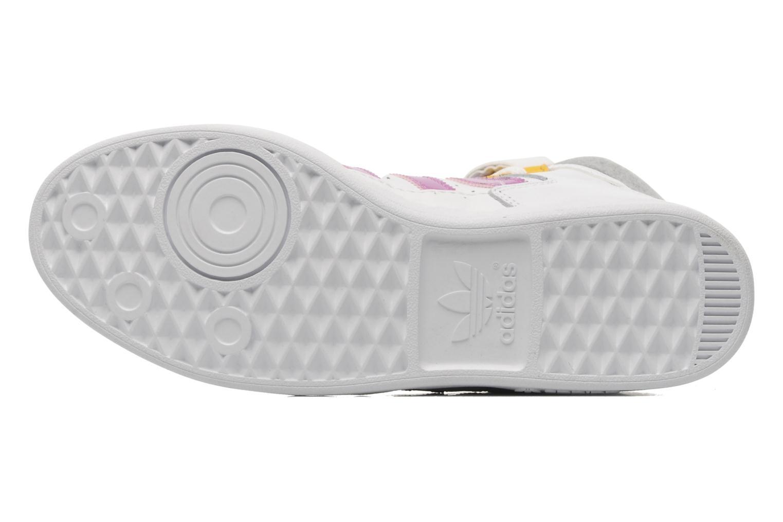 Sneaker Adidas Originals Centenia Hi W mehrfarbig ansicht von oben