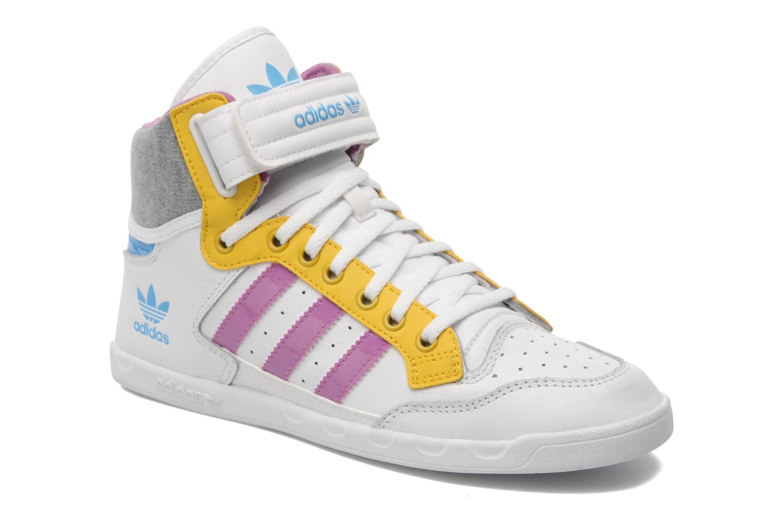 Sneakers Adidas Originals Centenia Hi W Multicolor detail