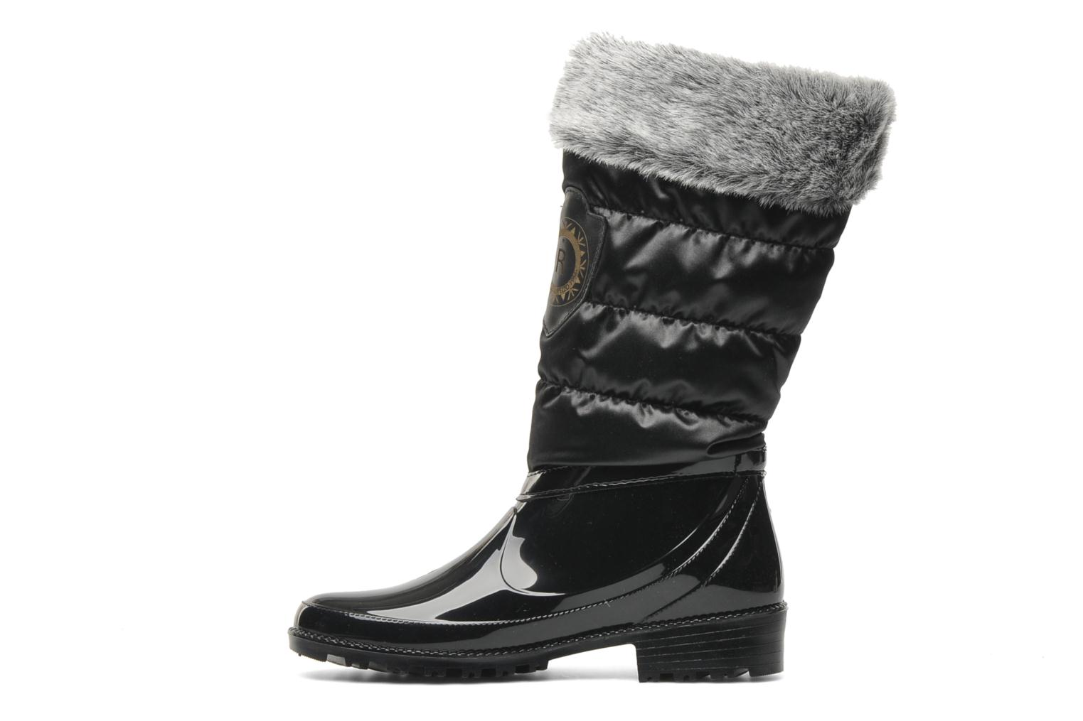 Ankle boots Le Routard Ragala Black front view
