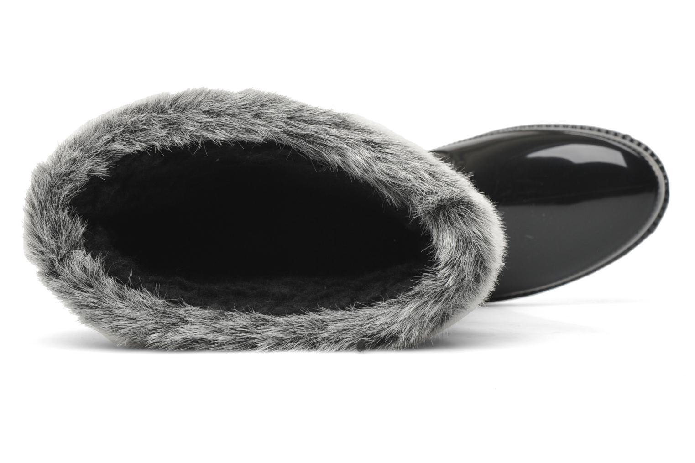 Bottines et boots Le Routard Ragala Noir vue gauche