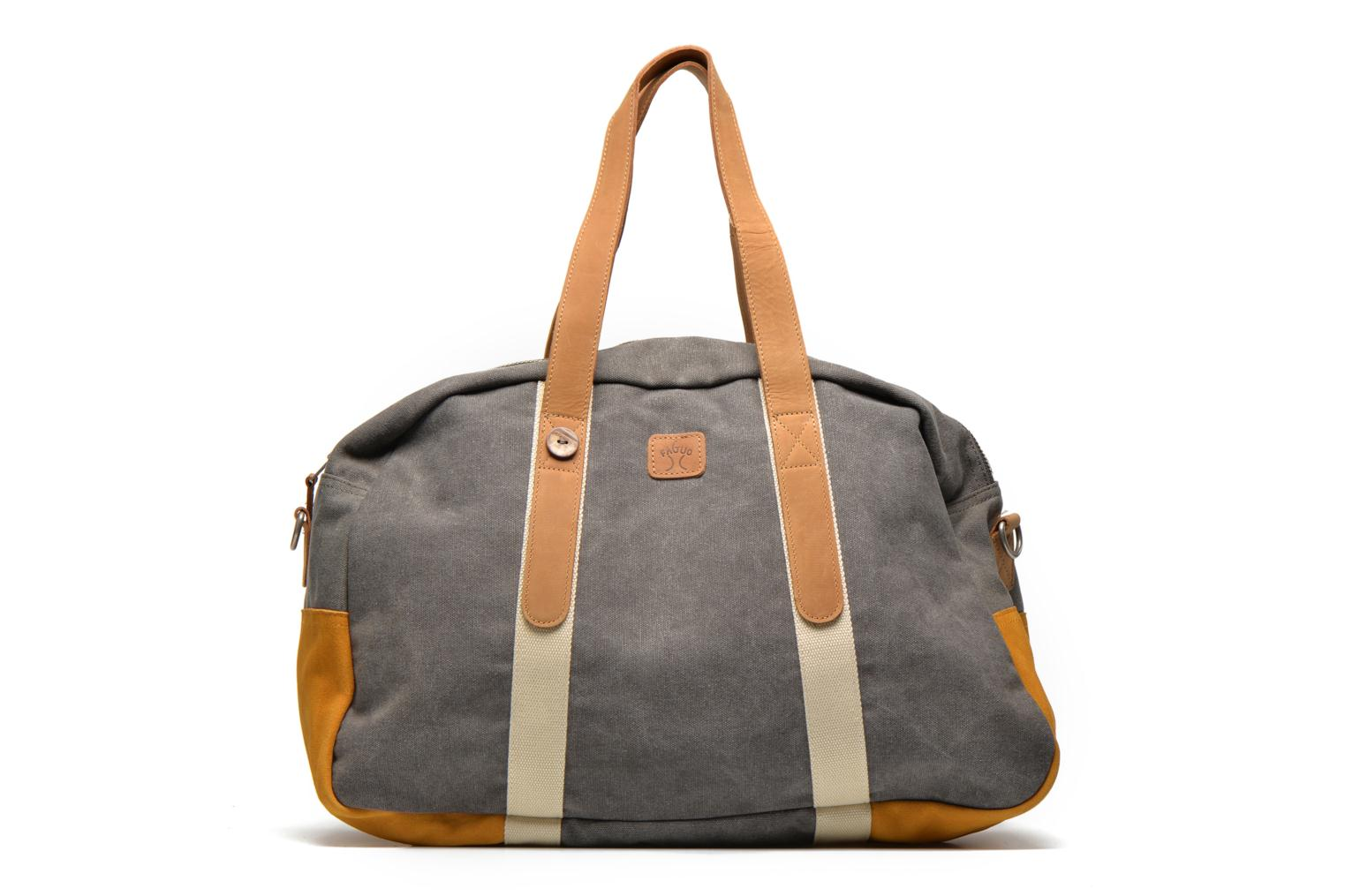 Luggage Faguo Bag 48 Grey detailed view/ Pair view