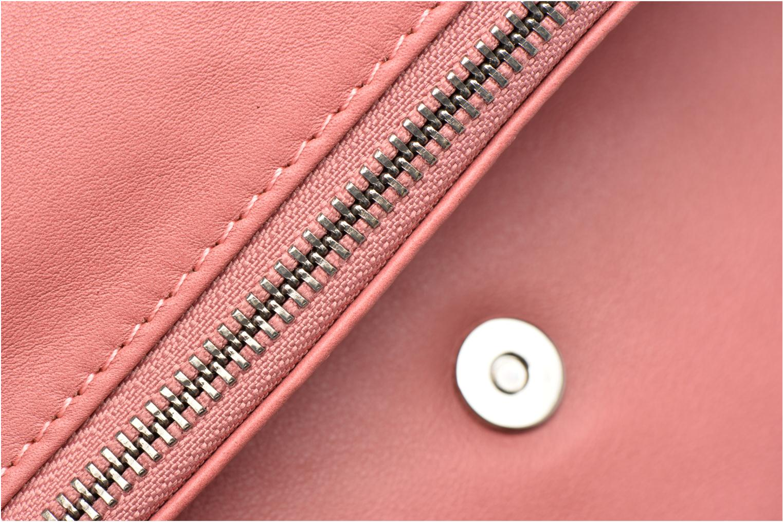Handtaschen Sabrina Léonie rosa ansicht von links