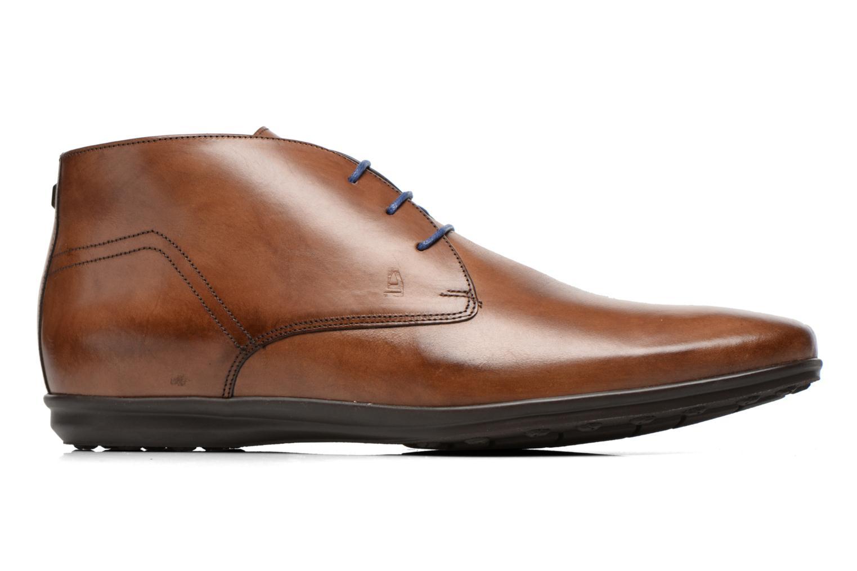 Zapatos con cordones Azzaro Brisse Marrón vistra trasera