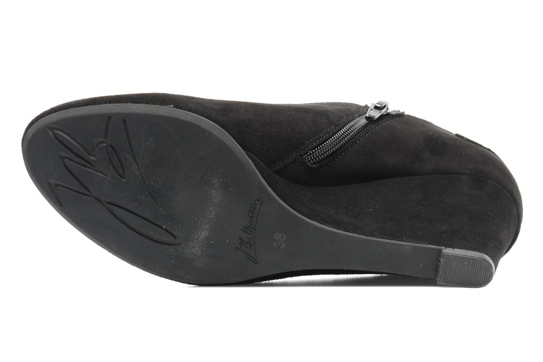 Stiefeletten & Boots JB MARTIN Uzel schwarz ansicht von oben