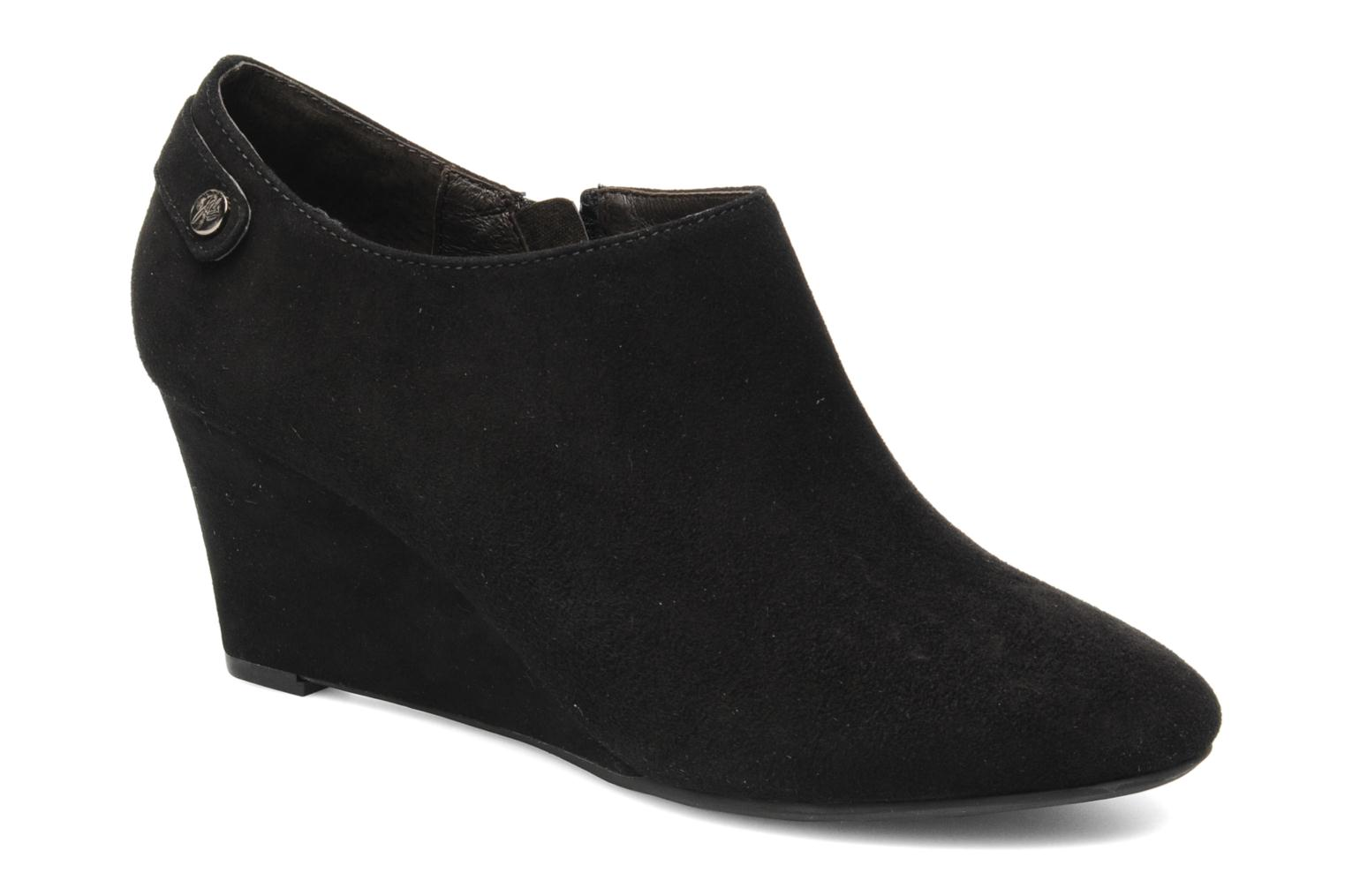 Ankle boots JB MARTIN Uzel Black detailed view/ Pair view