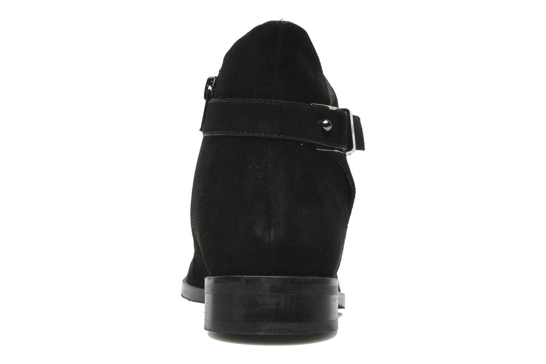 Bottines et boots JB MARTIN Goonies Noir vue droite