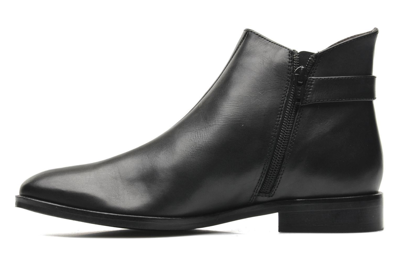 Bottines et boots JB MARTIN Goonies Noir vue face