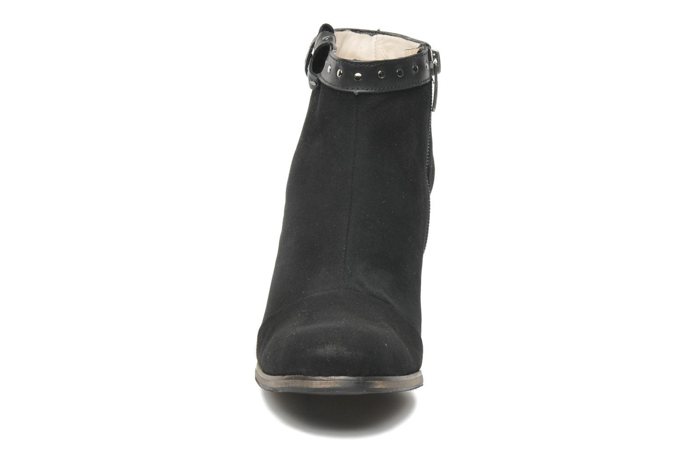 Boots en enkellaarsjes K by Karston Puizo Zwart model