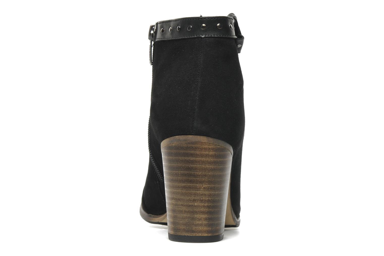 Boots en enkellaarsjes K by Karston Puizo Zwart rechts