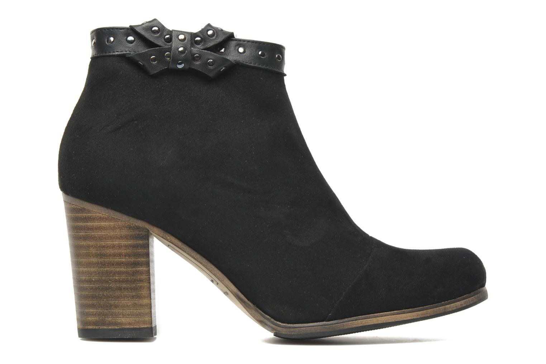 Boots en enkellaarsjes K by Karston Puizo Zwart achterkant