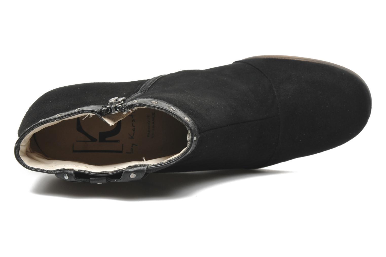 Boots en enkellaarsjes K by Karston Puizo Zwart links