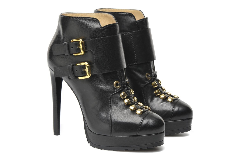 Ankle boots Vicini Volia Black 3/4 view