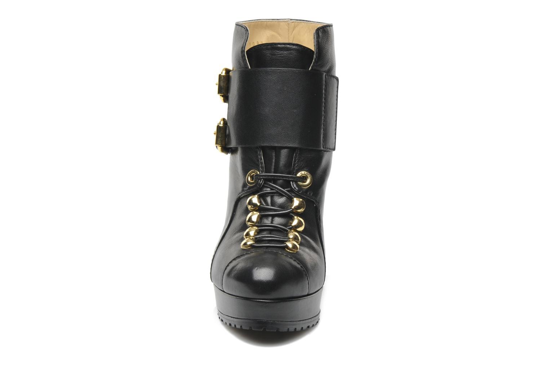 Bottines et boots Vicini Volia Noir vue portées chaussures