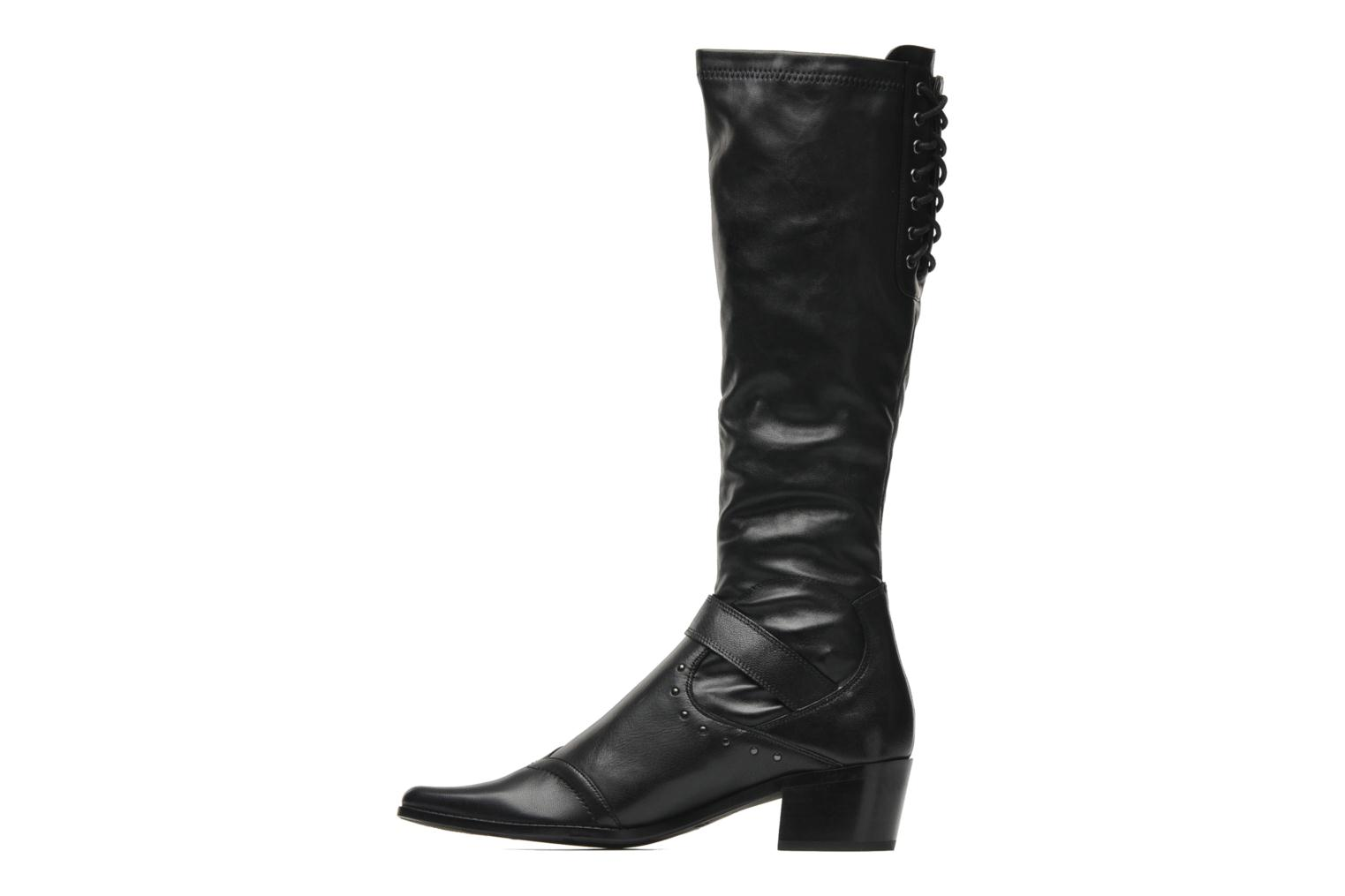 Boots & wellies Madison Amexi Black front view