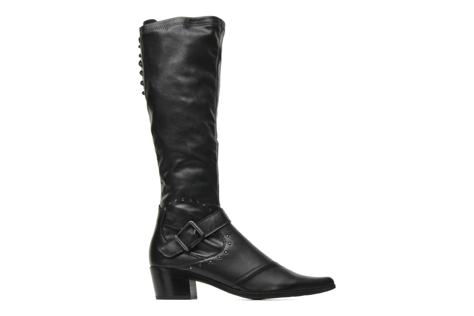 Boots & wellies Madison Amexi Black back view