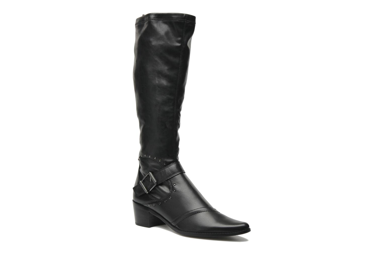 Boots & wellies Madison Amexi Black detailed view/ Pair view