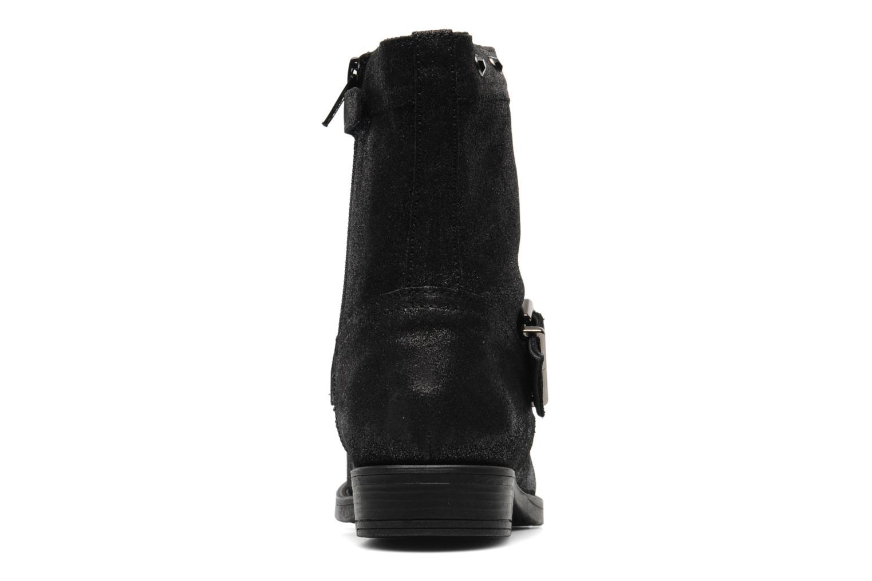 Stiefel Unisa Gapu grau ansicht von rechts