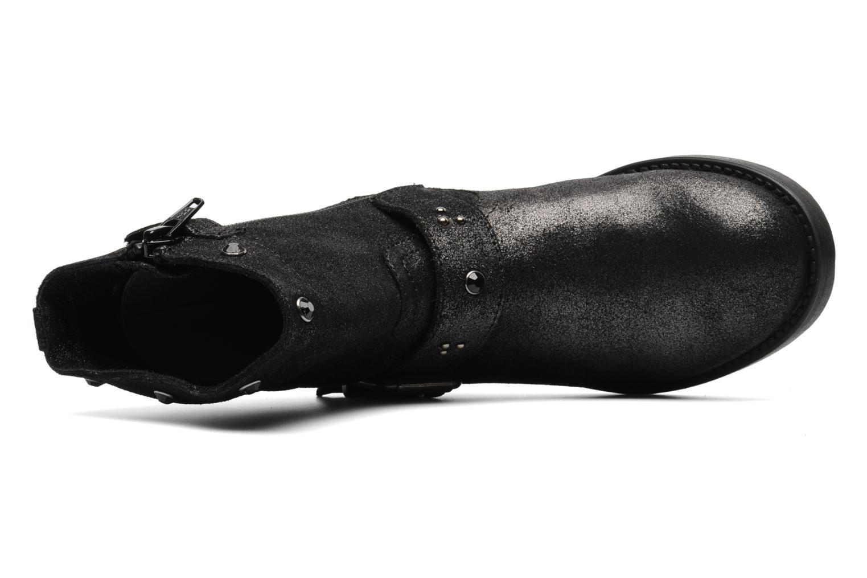 Stiefel Unisa Gapu grau ansicht von links