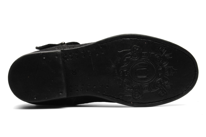 Stiefel Unisa Gapu grau ansicht von oben
