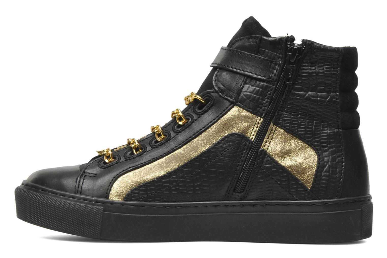 Kyte Black/gold