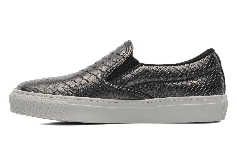 Sneakers Bronx Kyte Grijs voorkant