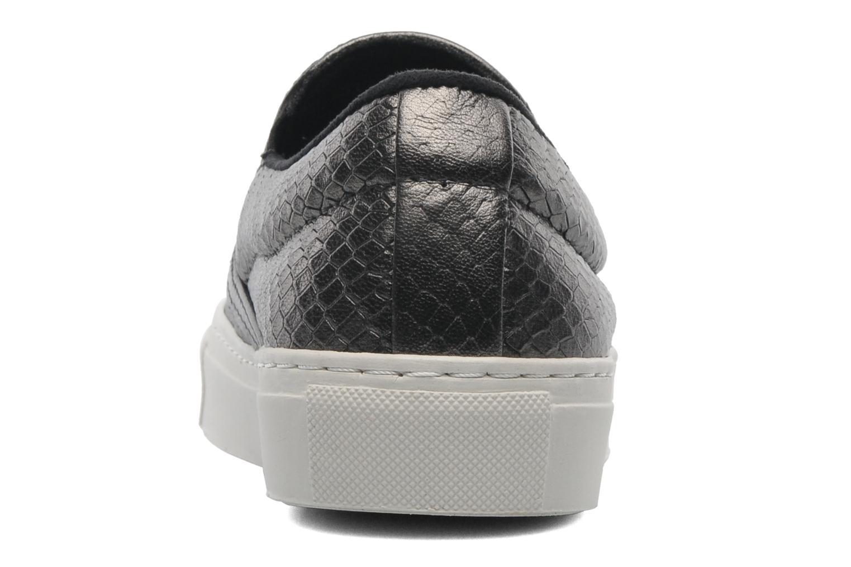 Sneakers Bronx Kyte Grijs rechts