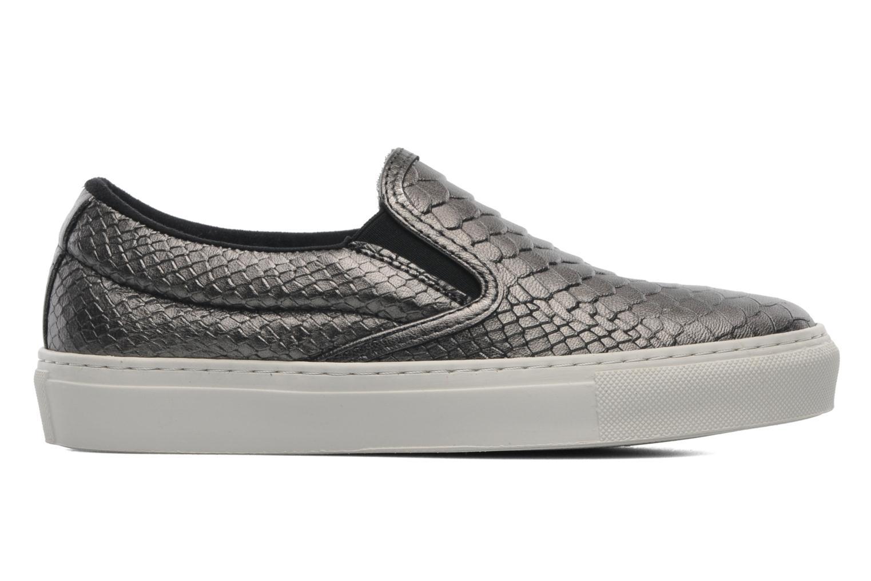 Sneakers Bronx Kyte Grijs achterkant