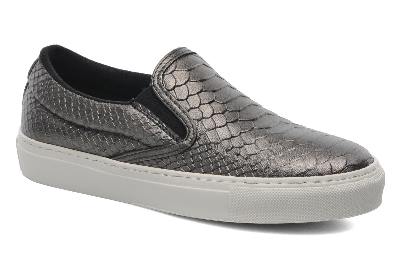 Sneakers Bronx Kyte Grijs detail
