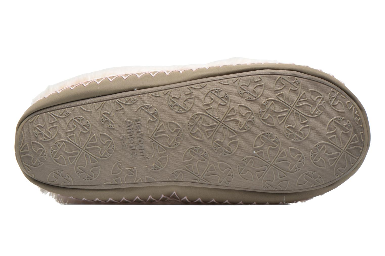 Slippers BEDROOM ATHLETICS Monroe Beige view from above
