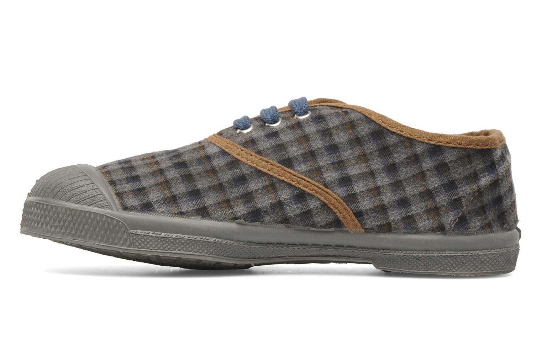 Sneaker Bensimon Tennis Carreaux grau ansicht von vorne